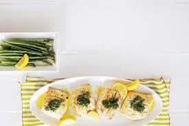 Pan-Fried Halibut With Lemon-Dill Pesto ...