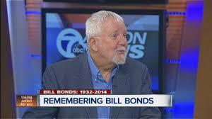 WXYZ news writer Erik Smith remember Bill Bonds - YouTube