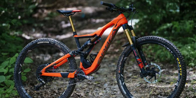 Mountain Bike for Bike with a Difference