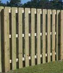 Vertical Board Fence Cost Calculator