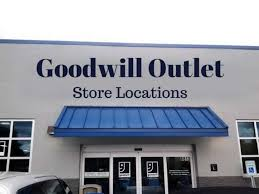 goodwill outlet locations