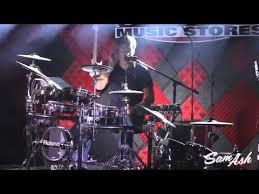 "▷ Johnny Rabb ""Liquid"" on the Roland TD-30 at Sam Ash Music ..."