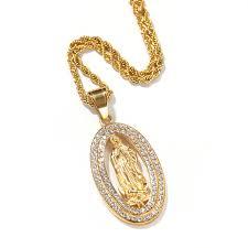 designer necklace men hip hop jewelry
