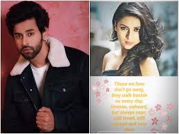 Balika Vadhu's Shashank Vyas remembers his late co-star Pratyusha Banerjee,  says 'I miss her a lot, she was my first heroine' - Times of India
