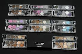 mac mac eyeshadow palette 80 off