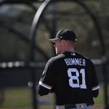 Year removed from rookie ball, Aaron Bummer joins bare White Sox bullpen -  Chicago Tribune