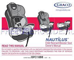cadeirinha carro gracco nautilus 3 em 1