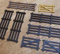 Farm Fence 3d Models To Print Yeggi