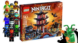 LEGO Ninjago Temple of Airjitzu 2015 set - My Thoughts! - YouTube