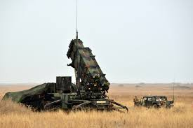 VIDEO / FOTOREPORTAJ Rachetele Patriot, in Romania - Cum s-au antrenat americanii la poligonul Capu Midia cu armata romana si sistemul de rachete Hawk - Hotnews Mobile