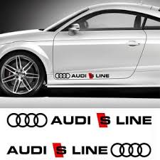 Audi Decal For Vehicle Sticker For Autos Supdec Graphix