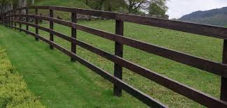 Cresoted Round Fence Posts Fencing Animal Equipment Farming Homeland Stores