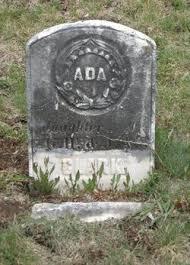 Ada Clark (1860-1863) - Find A Grave Memorial