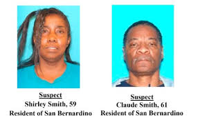 San Bernardino couple arrested in woman's stabbing death – San ...