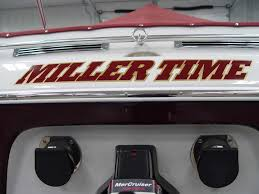 Boat License Number Names Decals Okoboji Graphics