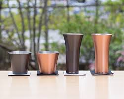 copper tumbler copper drinking cup