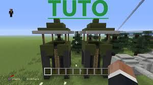 construire une tour minecraft