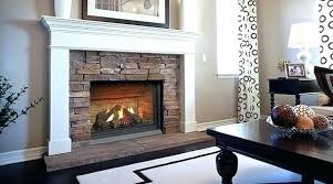 fireplace glass rocks gas pyrite