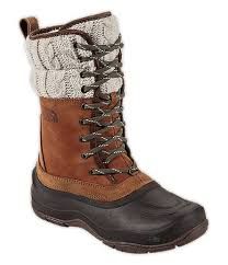 north face women s shoes winter boots