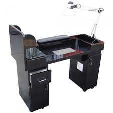vented manicure table model nt