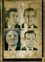 Amazon.com: Vintage photo of Herman Badillo, Mario Biaggi, Comptroller Abraham  Beame and Assemblyman Albert Blumenthal.: Entertainment Collectibles
