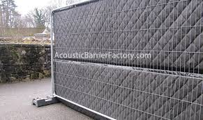 Outdoor Barriers Acoustic Barrier Factory