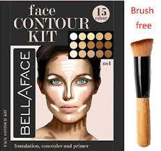 face contouring makeup kit boots