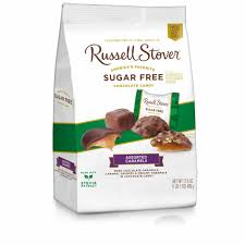 are russell stover sugar free cans
