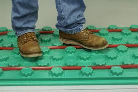 crete heat insulated floor panels 1 inch