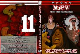 DVD-011 NSPW NIGHT OF THE BUTCHER