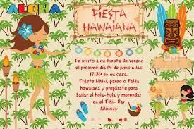 Fiesta Hawaiana Para Combatir Los Calores Del Verano Fiestas Y