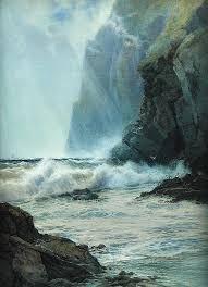 "catonhottinroof: "" Arthur Reginald Smith (1872 — 1934) Cornish ..."