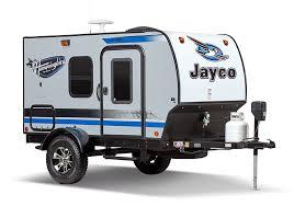 tiny trailer jayco hummingbird 10rk