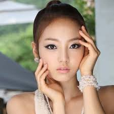 natural with anese make up fashion