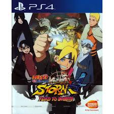 Amazon.com: PS4 NARUTO SHIPPUDEN: ULTIMATE NINJA STORM 4 ROAD TO BORUTO  (ENGLISH SUBS) (ASIA): Video Games