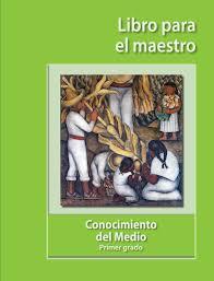 Conocimiento Del Medio 1 Para El Maestro By La Galleta Issuu