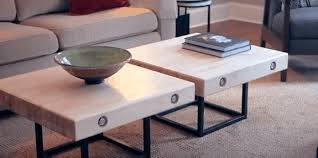 12 fabulous types of diy coffee tables