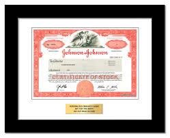 Buy Johnson & Johnson Stock as a Gift