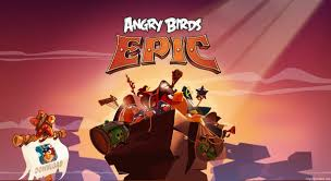 We Have Our First Glimpse of Angry Birds EPIC! Rovio's Ambitious ...