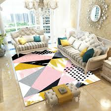 Pink Girls Rugs And Carpets Kids Room Baby Home Carpet For Living Room Large Bedroom Hallway Rugs Tea Table Mat Kitchen Door Buy At The Price Of 2 99 In Aliexpress Com