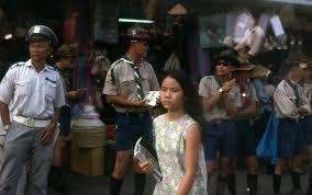 Saigon 1969 by Rachelle Smith - Vietnamese Policeman & Boy… | Flickr