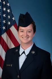 Abby Hoffman graduates from basic military training at Joint Base San  Antonio-Lackland