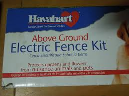 Havahart Ss 750rpx Ac Powered Electric Fence Kit For Pets And Small Animals 1 For Sale Online Ebay