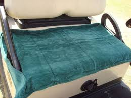 golf cart towel seat cover home