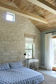 Vaulted Wood Ceiling From Cedar Fence Pickets Domestic Imperfection