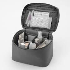muji nylon makeup box saubhaya makeup