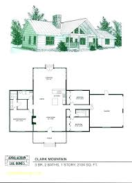 small lake house plans with loft