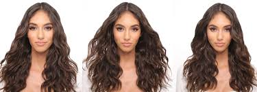 how to tame frizzy wavy hair