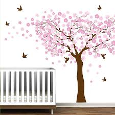 26 Of The Best Tree Wall Decals For A Kid S Room Nursery Kid S Room Decor Ideas My Sleepy Monkey