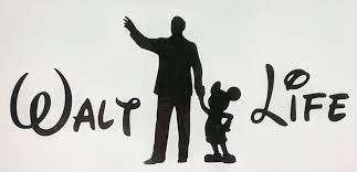 Choose Color Walt Life Mickey Mouse Disney Car Decal Sticker